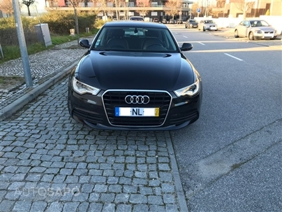 Audi A6 2.0 TDi Multitronic Business Line (177cv) (4p)