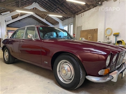 Jaguar XJ 6 4.2 Regency Red