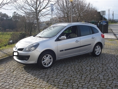 Renault Clio Break 1.2 TCE Dynamique (100cv) (5p)