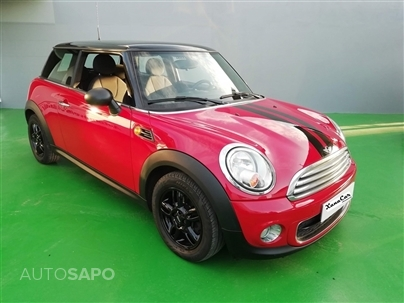 MINI One D 1.6d (motor BMW)