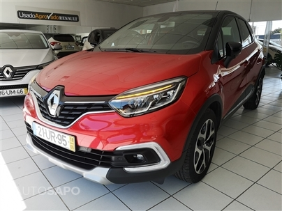 Renault Captur 1.5 dCi Exclusive (110cv) (5p)
