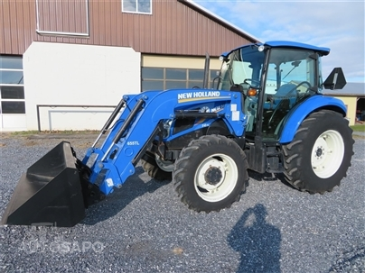 New Holland T4.75 4RM