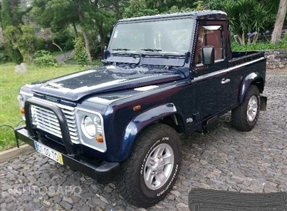 Land Rover Defender Soft-top - Pick-up