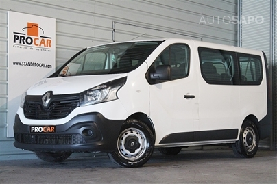 Renault Trafic Trafic 1.6 dCi (9 Lugares)