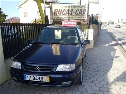 Citroen Saxo 1.1i Exclusive (60cv) (5p)