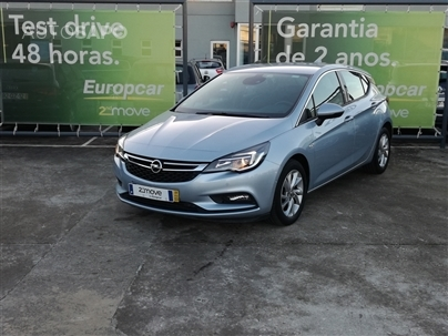 Opel Astra 1.6 CDTI Innovation S/S 110cv