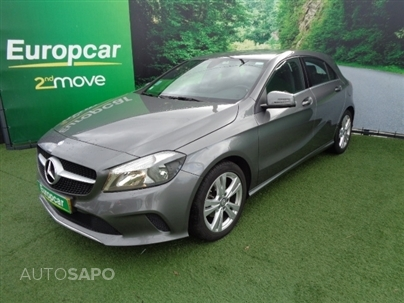 Mercedes-Benz Classe A 180 D 1.5 AT 110CV