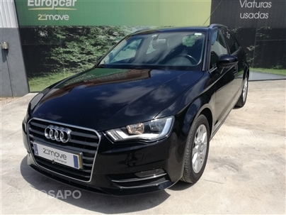 Audi A3 1.6 Attraction 110 cv