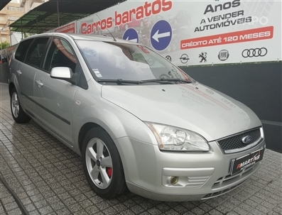 Ford Focus SW 1.6 TDCi Trend