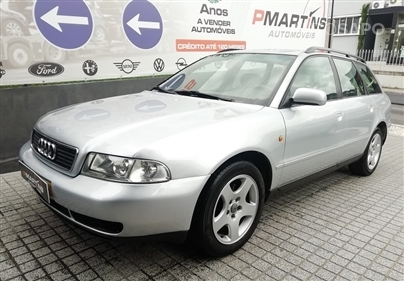 Audi A4 Avant 1.9 TDI Attraction (110cv) (5p)