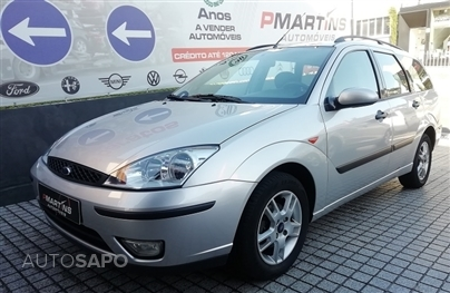 Ford Focus Station 1.8 TDdi Trend (90cv) (5p)