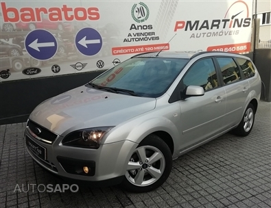Ford Focus Station 1.6 TDCi Trend (90cv) (5p)
