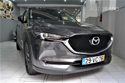 Mazda CX-5 2.2 D Skyactiv Excellence NAVI Pack Leather (150cv) (5p)