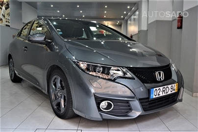 Honda Civic 1.6 i-DTEC Elegance Connect Navi+AT (120cv) (5p)