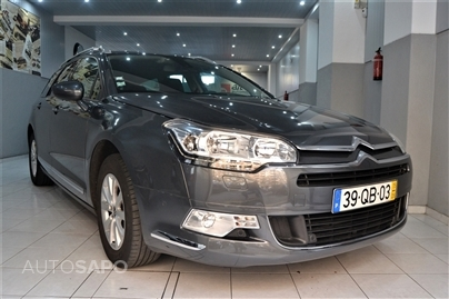 Citroen C5 Tourer 1.6 HDi Collection (115cv) (5p)