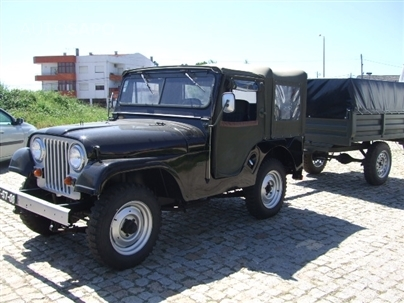 Jeep Willys 3.0
