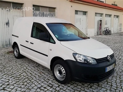 Volkswagen Caddy 1.6 TDi City (75cv) (4p)