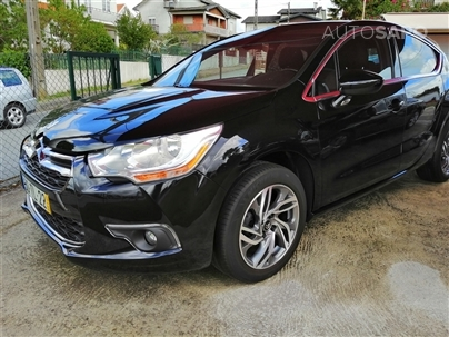 Citroen DS4 1.6 e-HDi So Chic CVP6 (115cv) (5p)