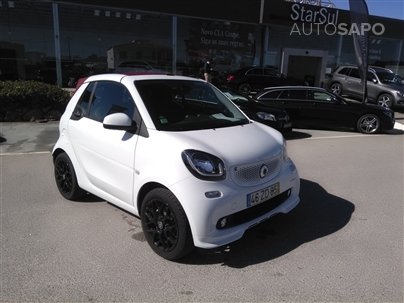 Smart Fortwo 0.9 Passion 90 (90cv) (2p)