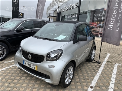 Smart Fortwo 1.0 Coupe Passion 90 (90cv) (3p)
