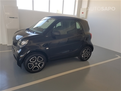 Smart Fortwo Coupé 71 Aut. (71cv) (3p)