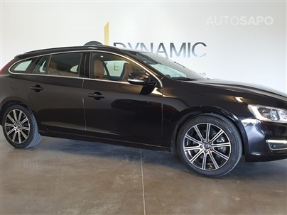 Volvo V60 2.4 D6 AWD Plug In