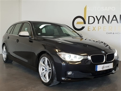 BMW Série 3 320 d Touring EfficientDyn. Line Luxury Auto (163cv) (5p)