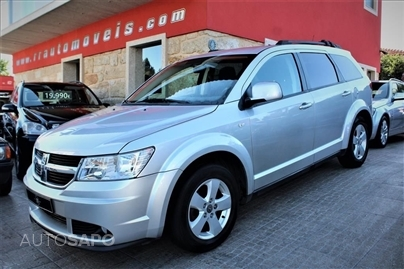 Dodge Journey 2.0 CRD STX MTX, NACIONAL