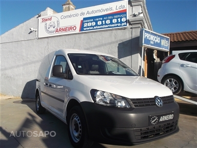 Volkswagen Caddy 1.6 TDi Entry (75cv) (4p)