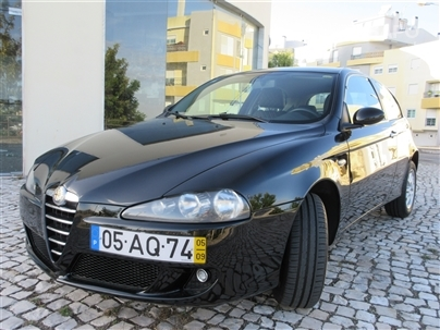 Alfa Romeo 147 1.6 TS Executive (120cv) (3p)