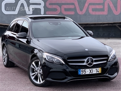 Mercedes-Benz Classe C 220 CDI 7G-Tronic Avantgarde Panoramico
