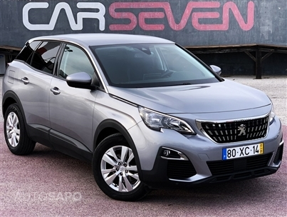 Peugeot 3008 1.6Blue-HDi Auto Business Line