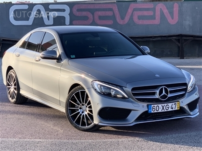 Mercedes-Benz Classe C 180 CDI Auto 7G-Tronic AMG