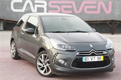 Citroen DS3 1.6 e-HDi 92cv SoChic GPS Led