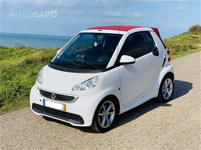 Smart Fortwo 0.8 cdi Passion 54 Softouch (54cv) (2p)