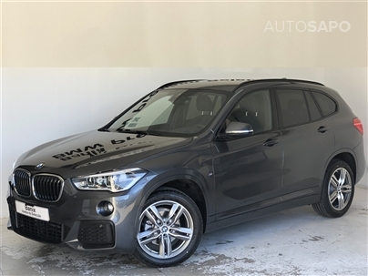 BMW X1 16 d sDrive Pack M (116cv) (5p)