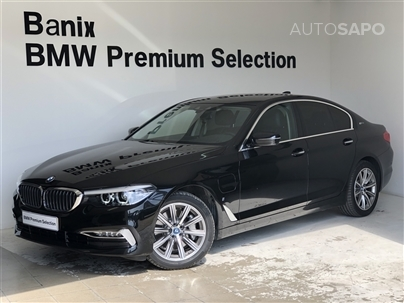 BMW Série 5 530e iPerformance Line Luxury 252cv
