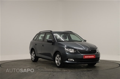 Skoda Fabia  break diesel
