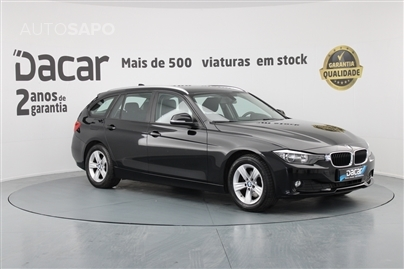 BMW Série 3 318D Touring Advantage