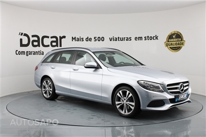 Mercedes-Benz Classe C D BUSINESS AUT.