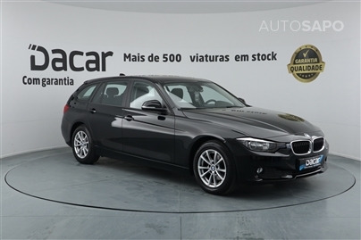 BMW Série 3 318D Touring Advantage Auto