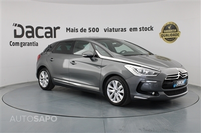 Citroen DS5 2.0 HDI HYBRID4 SO CHIC