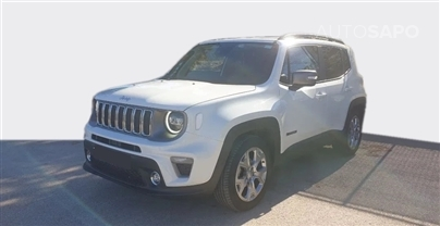 Jeep Renegade 1.6 MULTIJET LIMITED AUTO