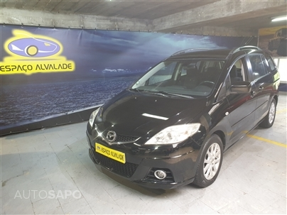 Mazda 5 MZR-CD 2.0 Dynamic Play AC Man. (143cv) (5p)