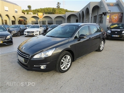 Peugeot 508 1.6 e-HDi Business Line Pack (115cv) (5p)