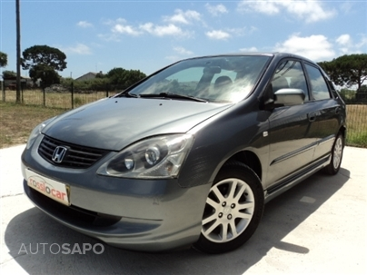 Honda Civic 1.7 CTDi ES Exclusive (100cv) (5p)