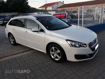 Peugeot 508 1.6Hdi Active