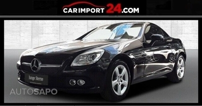 Mercedes-Benz Classe SLK 200 BE (183cv) (2p)