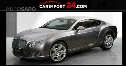 Bentley Continental GT (575cv) (2p)