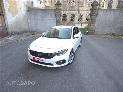 Fiat Tipo 1.6 M-Jet Easy DCT (120cv) (5p)